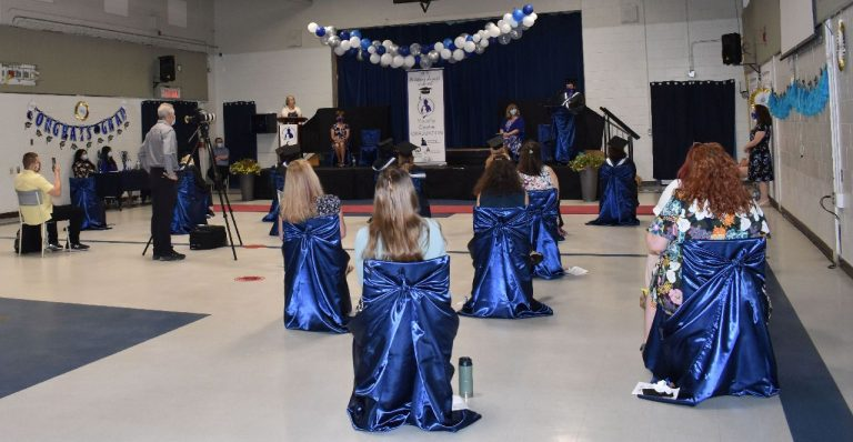 Youville Centre Graduation 2021 Modified Ceremony